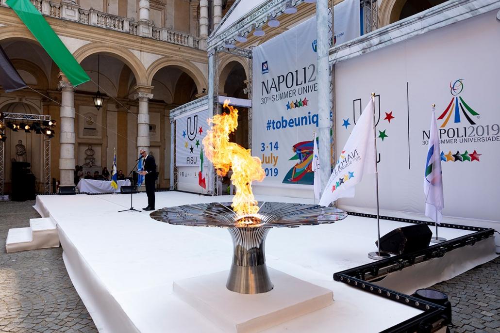30th Summer Universiade Napoli