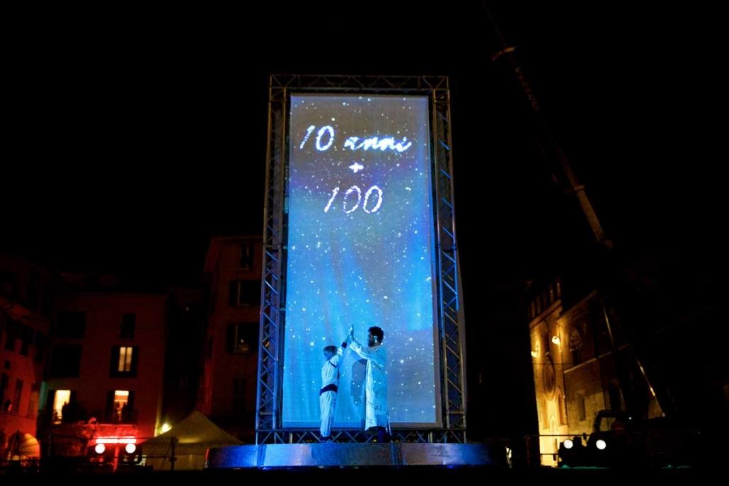 a2a Anniversario 100+10