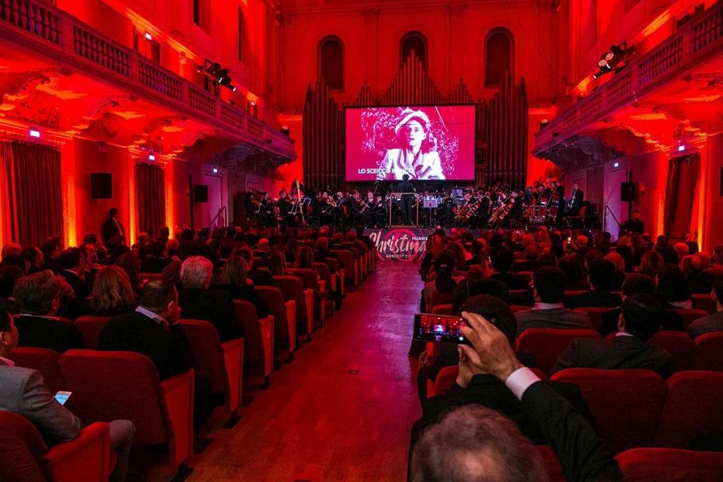 Huawei Christmas Concert