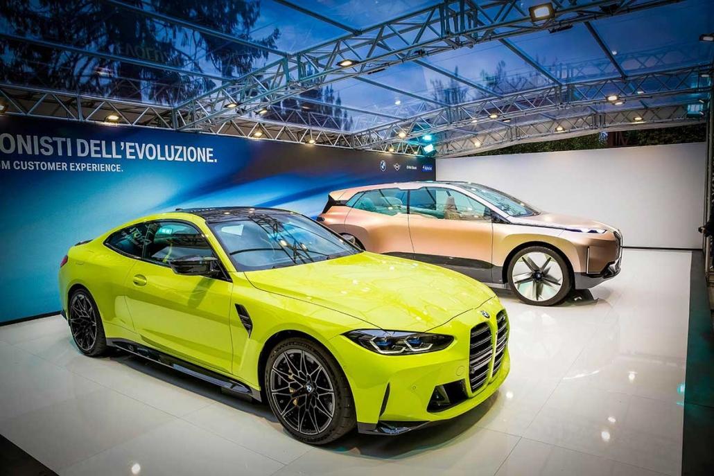 BMW DEALER MEETING