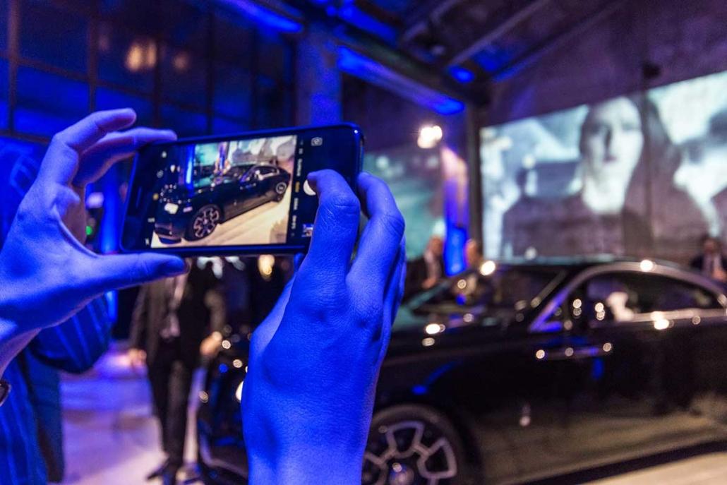 Rolls-Royce Launch Milano 2017