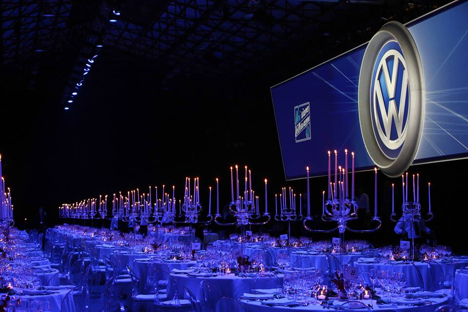 Volkswagen 40° anniversario di Golf